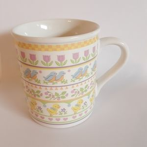 Easter Spring Time Mug by Potpourri Press